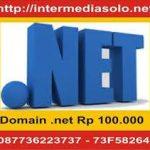 Domain .net Rp 100.000