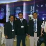 Saat Seminar ICET di Republic Polytechnic Singapore