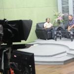 Saat Menjadi Host di RBTV Yogyakarta