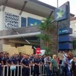 Proses eksekusi Gedung Graha XL Yogyakarta