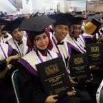 386 mahasiswa AUB mengikuti wisuda