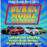 Bursa Mobil Dan Motor Gentan