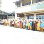Peringati Hari Kartini SD Muhammadiyah 22 Sruni Memakai Atribut Kartini