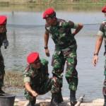Pekan Depan Kopassus Grup-2 Kandang Menjangan, Akan Susur Sungai Bengawan Solo