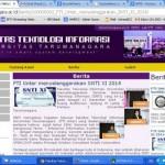 Seminar Nasional Teknologi Informasi ke XII  (SNTI 2015)