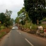 Jalan Lawu Menuju Tawangmangu di Perlebar