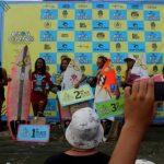 Salini Peselancar Asal Pacitan Sabet Juara I Rip Curl GromSearch 2015 Jogja