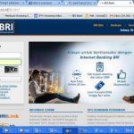 Internet Banking BRI Tampil Baru