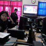 Penguji Kompetensi UKK SMK N 7 Surakarta