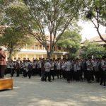 SMK N 5 Surakarta Peringati Upacara Hari Guru
