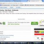 website.informer.com Menampilkan performa dan statistik sebuah web